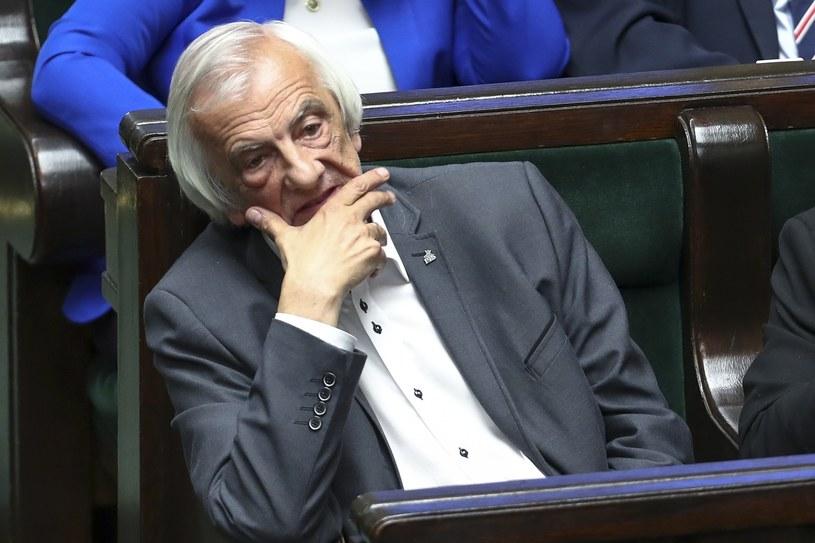 Ryszard Terlecki /fot. Andrzej Iwanczuk /Reporter