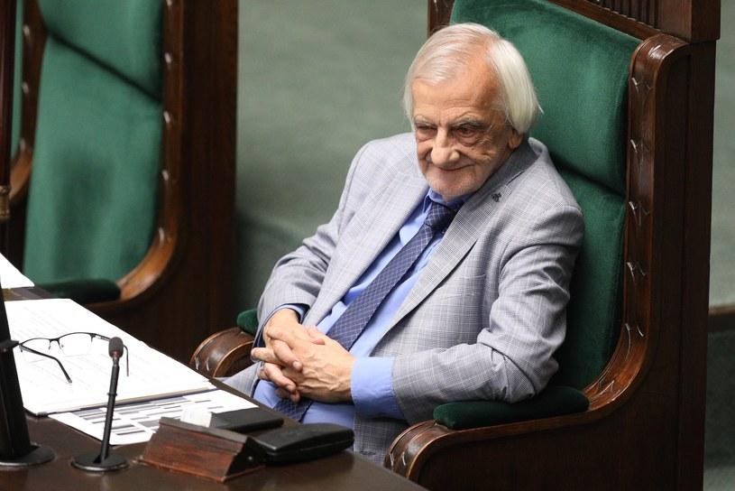 Ryszard Terlecki /Tomasz Jastrzębowski /Reporter