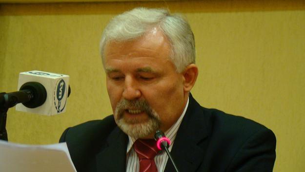 Ryszard Zbrzyzny, poseł na Sejm z SLD /INTERIA.PL