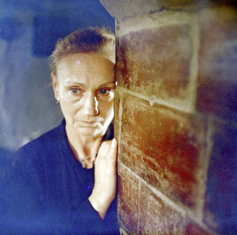 """Ryszarda Hanin w filmie """"Płomienie"""" (1978) /East News/POLFILM"""