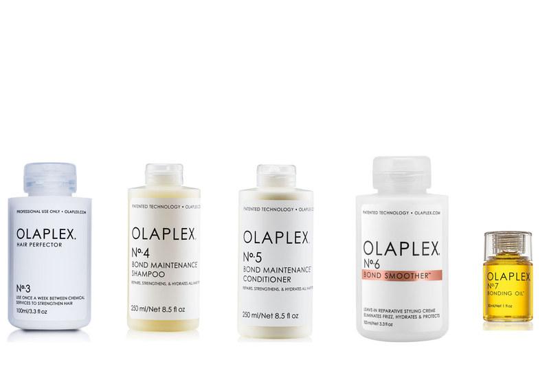 Rytuał regenerujący Olaplex /materiały prasowe