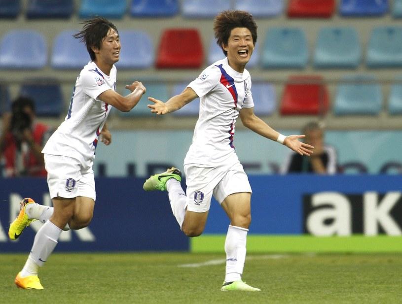 Ryu Seung Woo (z prawej) /AFP