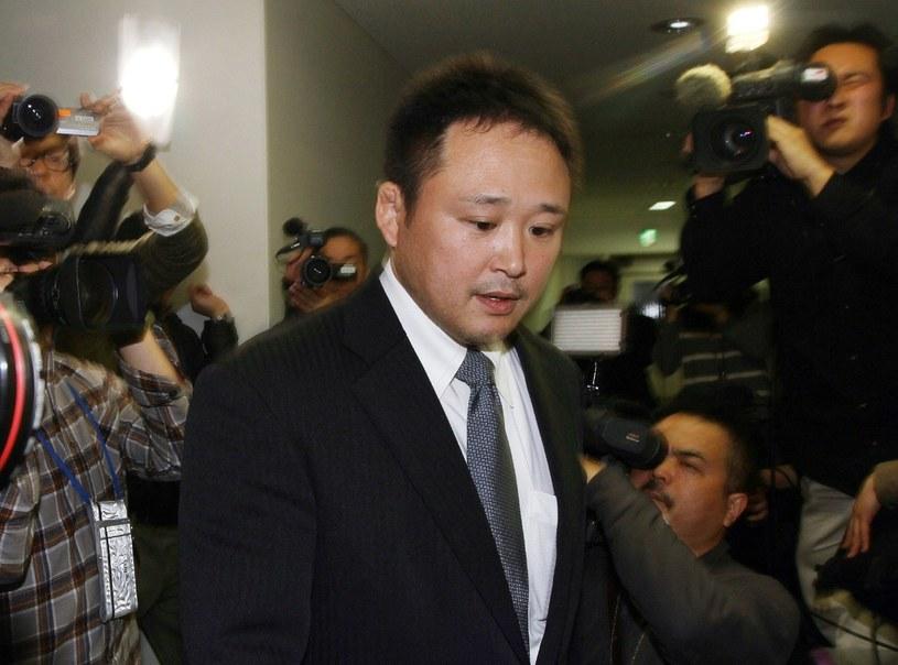 Ryuji Sonoda został oskarżony o maltretowanie zawodniczek /AFP