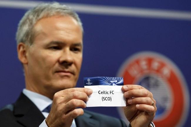 Rywalem Celticu w rywalizacji o fazę grupową Ligi Mistrzów będzie NK Maribor /PAP/EPA