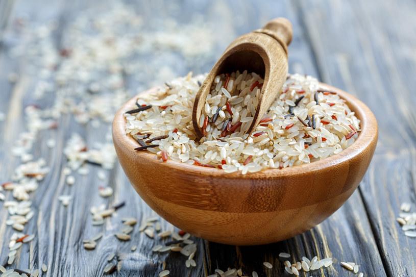 Ryż ma wiele odmian /123RF/PICSEL