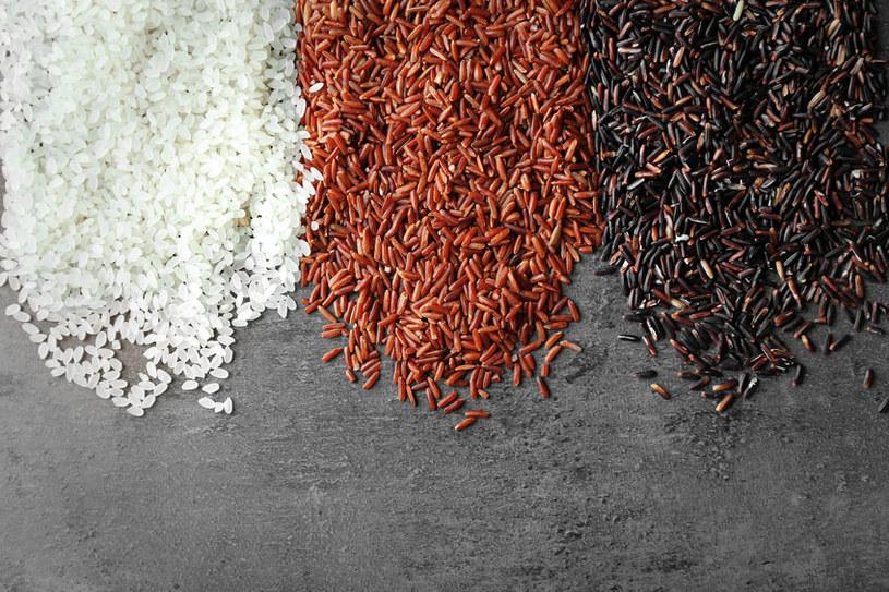 Ryż może być serwowany zarówno jako danie wytrawne, jak i słodkie /123RF/PICSEL