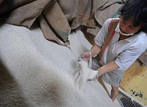 Ryż może zawierać arszenik... /AFP