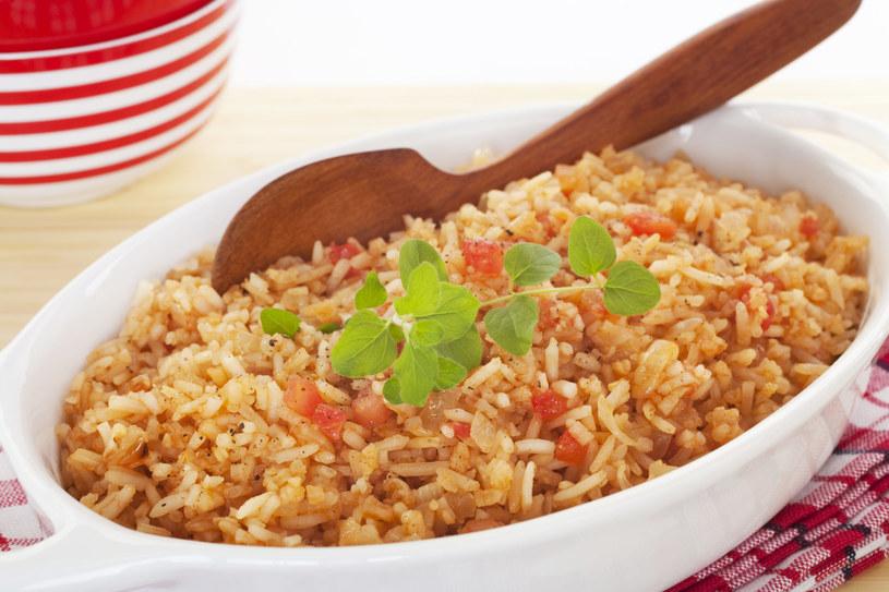 Ryż po meksykańsku /123RF/PICSEL