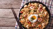 Ryż smażony po chińsku z jajkiem