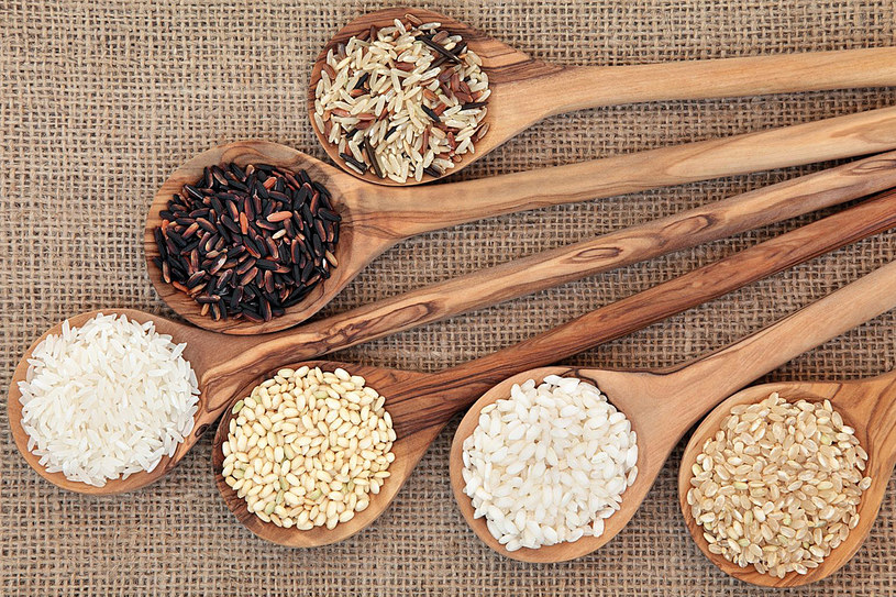 Ryż wykorzystywany jest w tzw. szczupłej kuchni /123RF/PICSEL