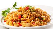 Ryż z kurczakiem i papryczką chili
