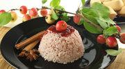 Ryżowy deser