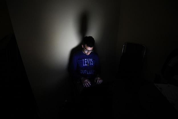 Ryzyko blackoutu rośnie razem z temperaturami /AFP