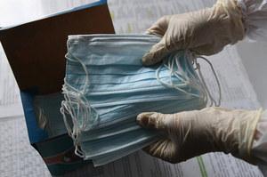 """""""Rz"""": Jest śledztwo dotyczące oszustwa w związku ze sprzedażą maseczek ochronnych"""