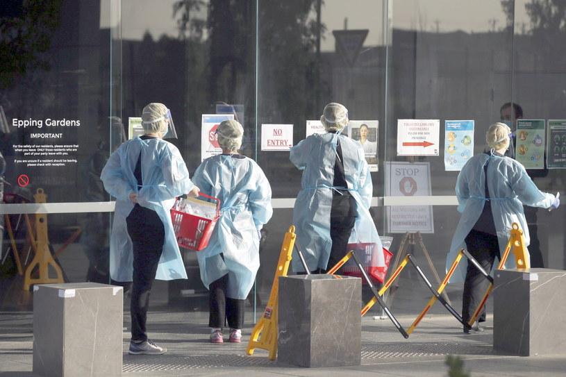 Rząd australijskiego stanu Wiktoria ogłosił stan klęski żywiołowej /DANIEL POCKETT /PAP/EPA