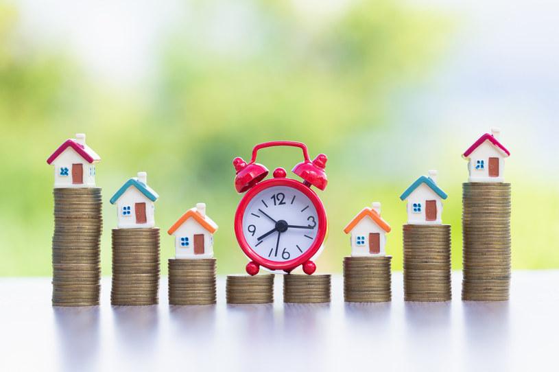 Rząd boi się by ceny mieszkań nie zaczęły gwałtownie spadać /123RF/PICSEL