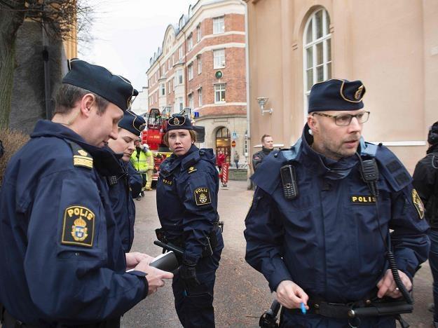 Rząd chce zakazać szkół wyznaniowych w Szwecji. Nz. pdo szkołą w Karlstadt /AFP
