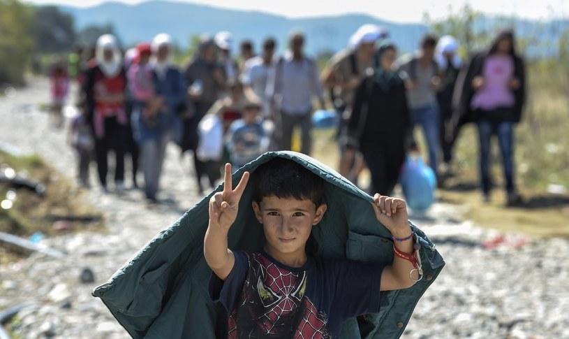 Rząd chce zaostrzenia przepisów dla uchodźców /AFP