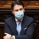 """Rząd Contego otrzymał wotum zaufania. """"Ten kryzys zadał głęboką ranę koalicji"""""""