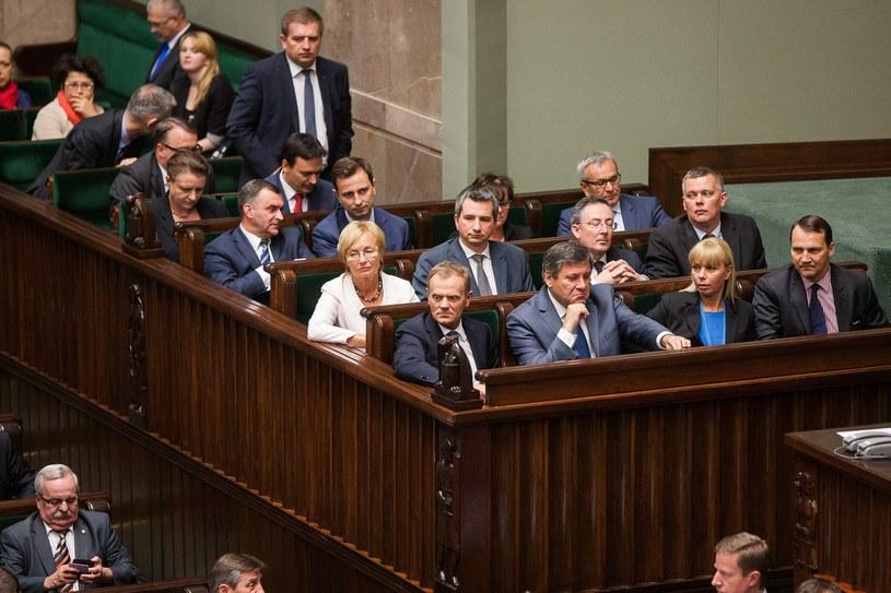 Rząd Donalda Tuska /Piotr Grzybowski /East News