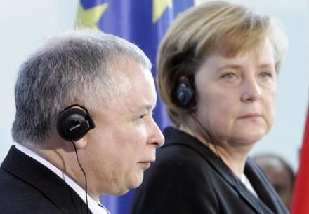 Rząd Jarosława Kaczyńskiego nie był ulubieńcem unijnych salonów /AFP