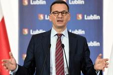 Rząd: Nie możemy pozwolić sobie na to, by Polska stała się śmietnikiem Europy