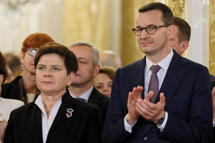 Rząd szuka sposobu na to, jak odwołać szefa KNF-u /Rafał Guz   /PAP