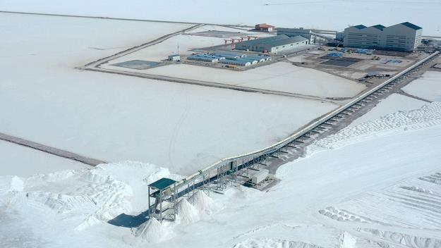 Rząd w La Paz niespodziewanie anulował zawarty z Niemcami projekt spółki na wydobycie litu /AFP