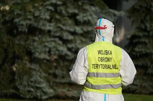 Rząd wysłał medyków do Wielkiej Brytanii. Testy polskim kierowcom będą robić też żołnierze WOT