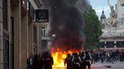 Rząd zakazał planowanego marszu związkowców w Paryżu