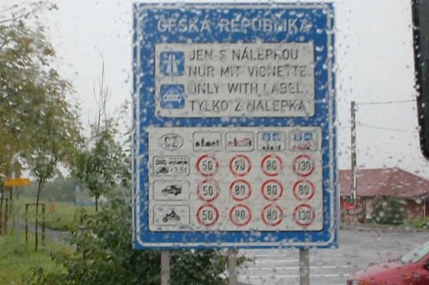 Rzadkością jest tam Czech, który jedzie w zabudowanym więcej chociaż o 5 km/h niż to jest dozwolone /INTERIA.PL