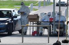 Rządowy sztab kryzysowy o możliwych obostrzeniach związanych z koronawirusem