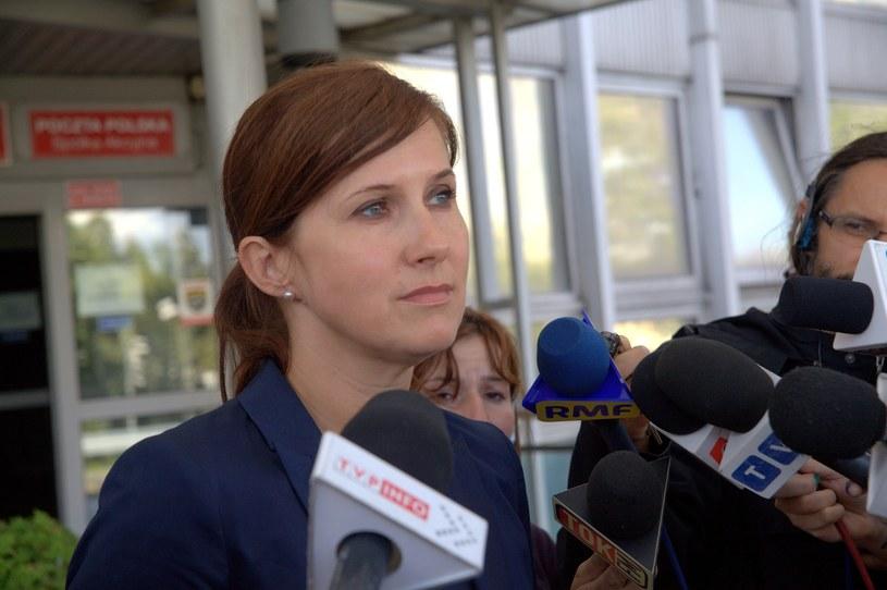 Rzeczniczka katowickiej prokuratury Marta Zawada-Dybek (arch.) /KASIA ZAREMBA/SE /East News