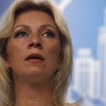 Rzeczniczka MSZ Rosji o uchwale Sejmu: Ideologia zwycięża nad prawdą