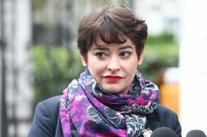 Rzeczniczka SLD Anna Maria Żukowska w opałach po wypowiedzi w Polsat News