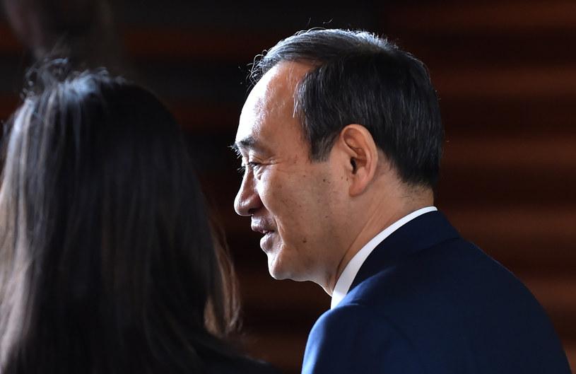 Rzecznik japońskiego rządu /AFP