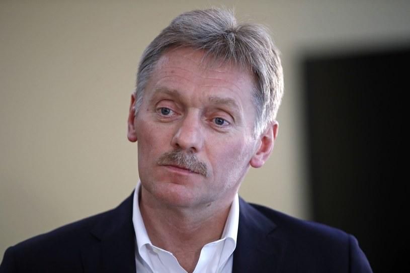 Rzecznik Kremla Dmitrij Pieskow /East News