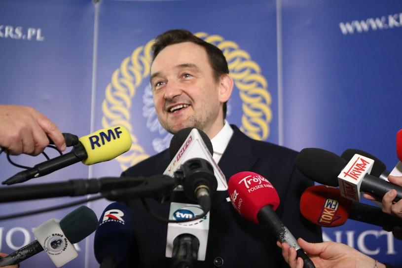 Rzecznik KRS Maciej Mitera /Stanisław Kowalczuk /East News