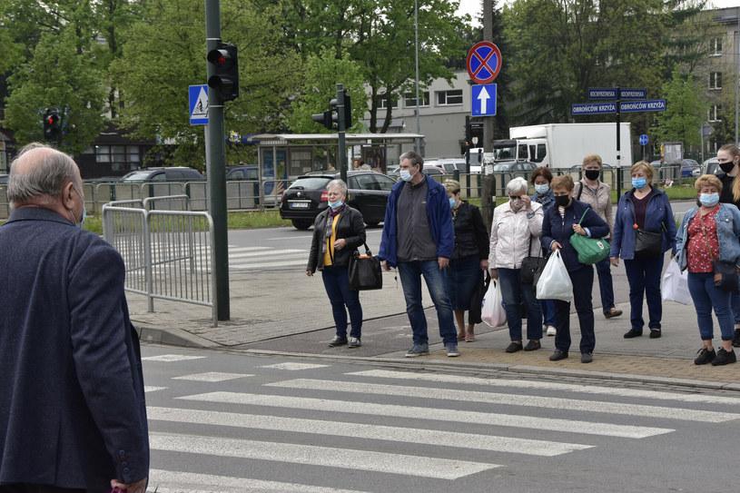 Rzecznik ministerstwa zdrowia jest pewny, że niektóre obostrzenia powrócą / Jacek Boron /Reporter