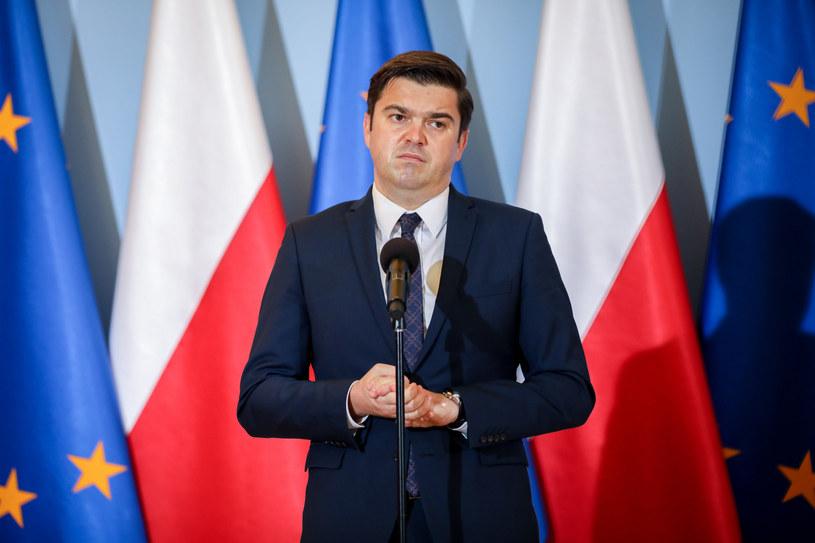 Rzecznik Ministerstwa Zdrowia Wojciech Andrusiewicz /fot. Andrzej Iwanczuk/REPORTER /Reporter
