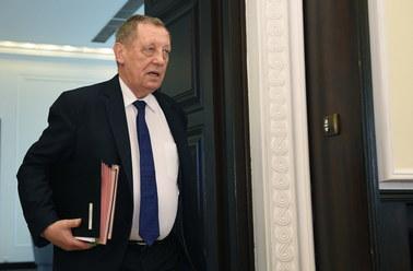 Rzecznik MŚ: Minister Szyszko sadził drzewa, zanim to było jeszcze modne