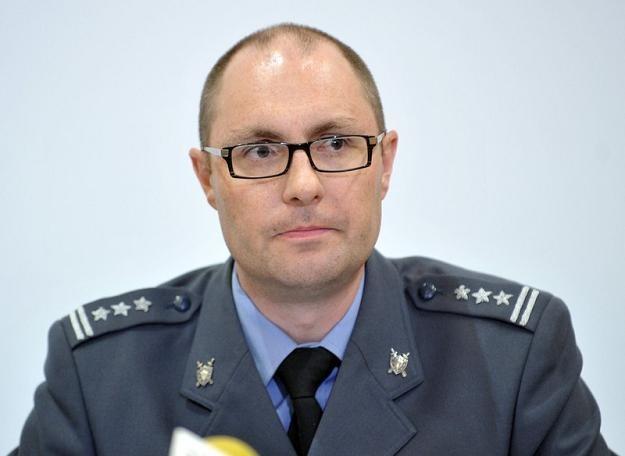Rzecznik Naczelnej Prokuratury Wojskowej płk Zbigniew Rzepa, fot. B. Krupa /East News