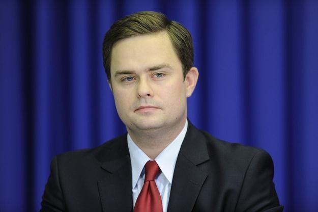 Rzecznik PiS Adam Hofman / fot. P. Bławicki /East News
