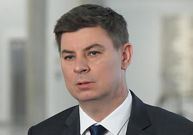 Rzecznik PO Jan Grabiec /PAP