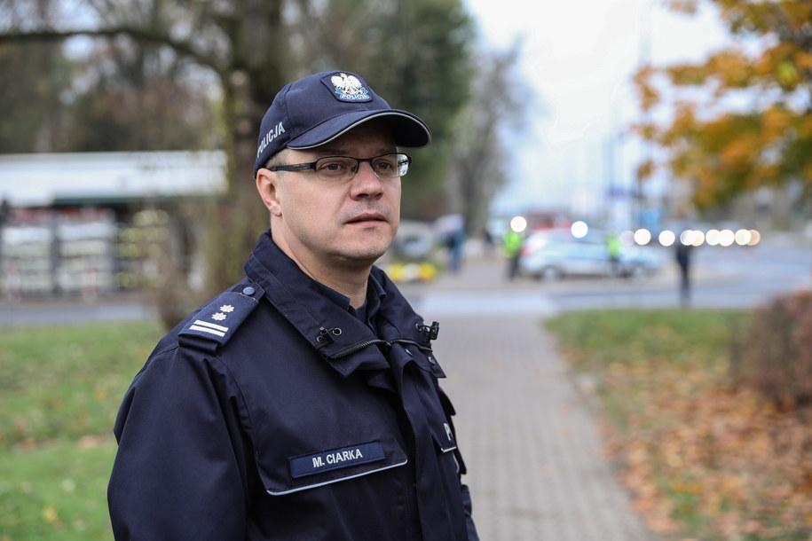 Rzecznik policji stwierdził, że impreza nie była zgłoszona jako masowa /Rafał Guz /PAP
