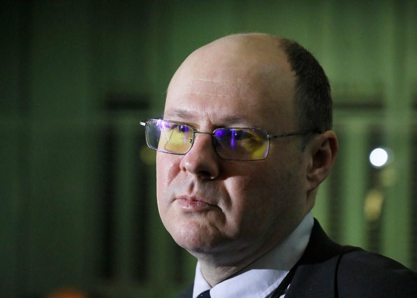 Rzecznik prasowy Izby Dyscyplinarnej Sądu Najwyższego Piotr Falkowski /Jakub Kaminski/East News /East News