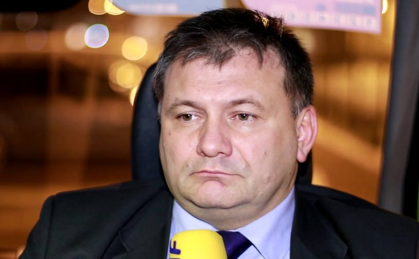 Rzecznik prasowy Krajowej Rady Sądownictwa sędzia Waldemar Żurek /RMF
