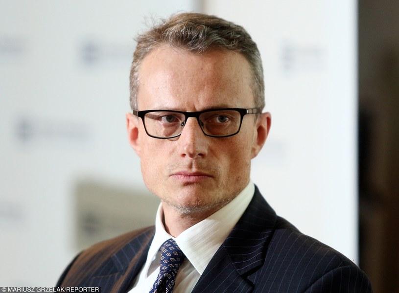 Rzecznik prasowy prezydenta Marek Magierowski /    Mariusz Grzelak/REPORTER /East News