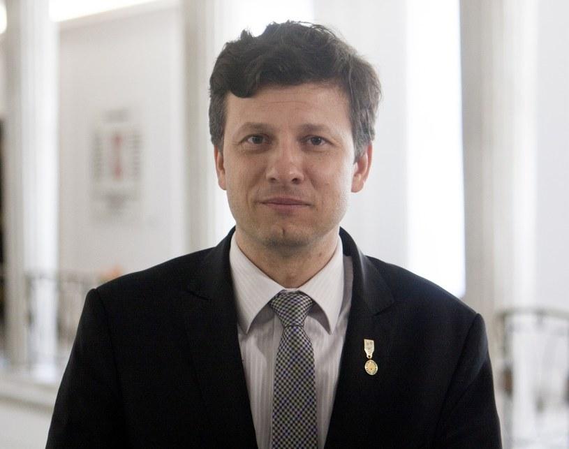 Rzecznik praw dziecka Marek Michalak /Krystian Dobuszyński /Reporter