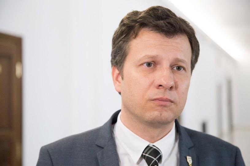 Rzecznik Praw Dziecka Marek Michalak /Maciej Łuczniewski /Reporter